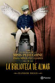 Miss Peregrine 3. La biblioteca de almas