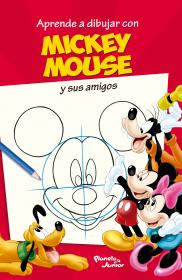 Aprende a dibujar con Mickey y sus amigos